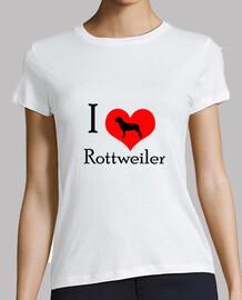 I Love Rottweiler