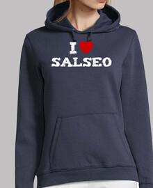I love salseo blanco