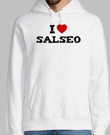 I love salseo negro