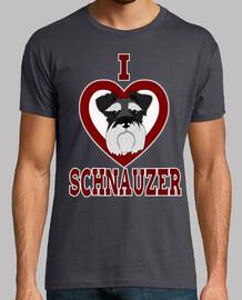 i love schnauzer
