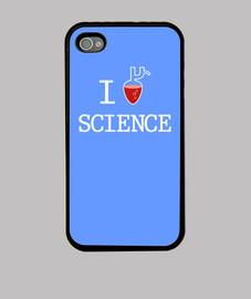 i love science