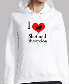 I love shetalnd sheepdog