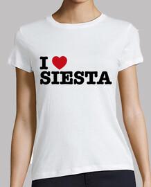 I love siesta