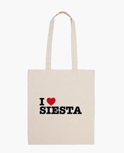 Bolsa I love siesta