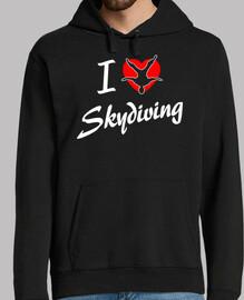 I love skydiving 1