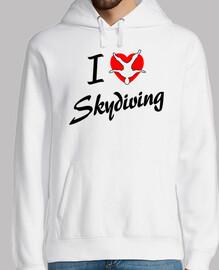 I love skydiving 2