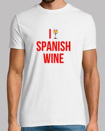 I Love Spanish Wine - chico