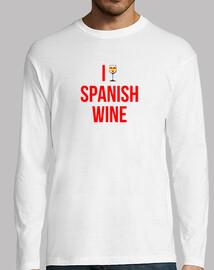 I Love Spanish Wine - M/L