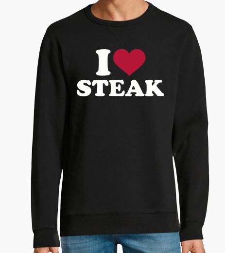 I love Steak hoody