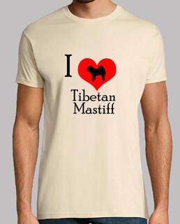 i love tibetan mastiff