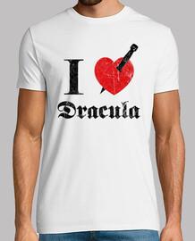 I love (to kill) Dracula (negro)