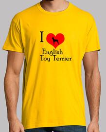i love toy terrier inglés