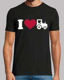 i love tracteur