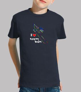 I love trombón