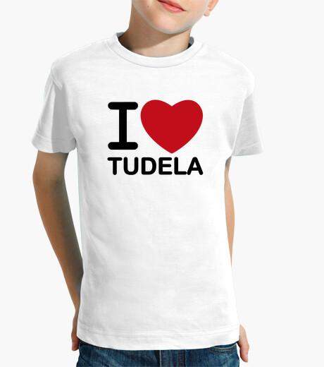 Ropa infantil I Love Tudela