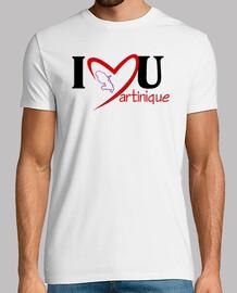 I love U Mque (imp. devant)