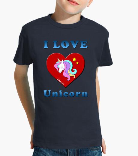 Ropa infantil I Love Unicorn 2