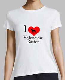 I love valencian ratter