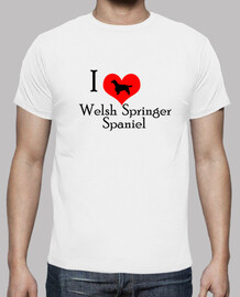 i love welsh springer spaniel