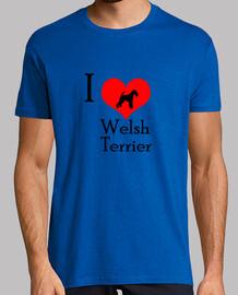 I love welsh terrier