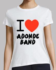 i love where band (girl)