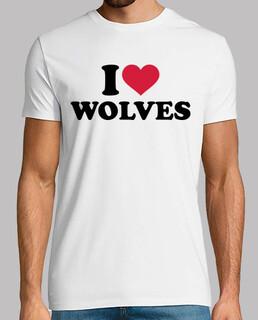 i love wölfe