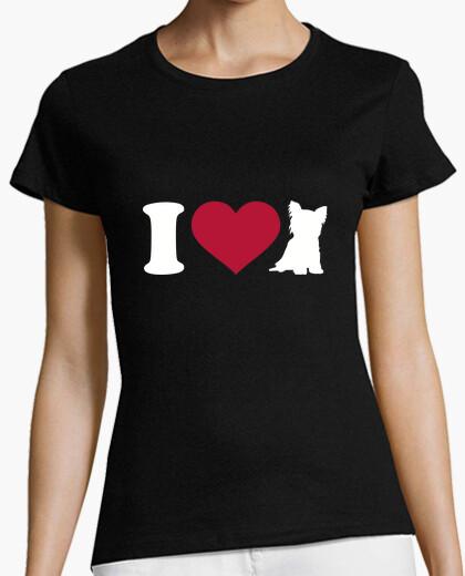 Tee-shirt i love yorkshire
