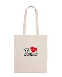 I love you bag