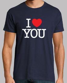 I Love You (Blanc)