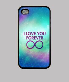 i love you forever - case