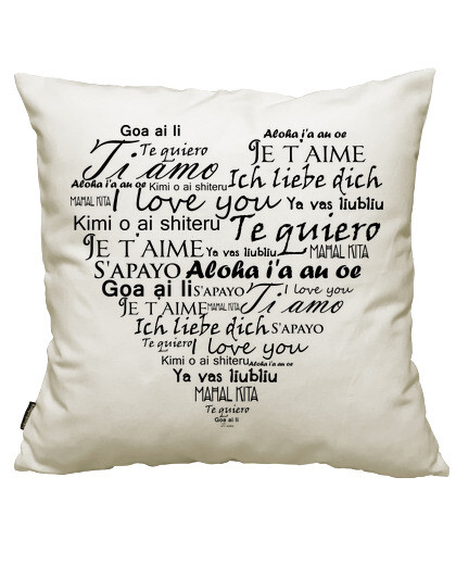 Open Cushion covers love