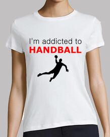 i m addicted to handball