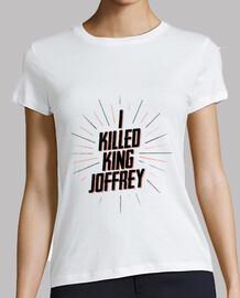 i mató al rey joffrey camisa mujer