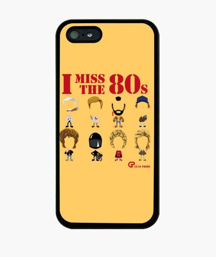 Funda iPhone I miss the 80s