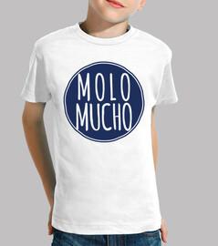 I molo much