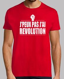 i no jpeux revolución