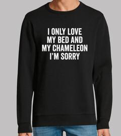I Only Love My Chameleon