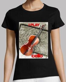 i play cello