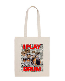 I PLAY DRUM