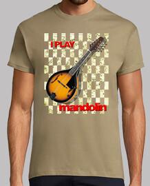 i play mandolin