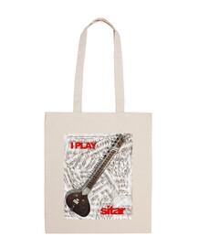 I PLAY SITAR