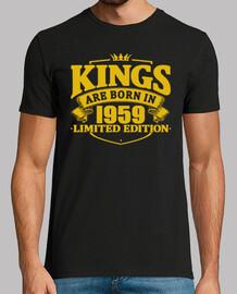 i re sono nati nel 1959