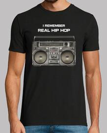 I Remember Real Hip Hop (Yo recuerdo el Hip Hop Real)