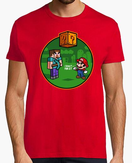 Camiseta I saw it first (Circulo)