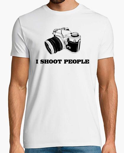 Camiseta I Shoot People - Fotografía