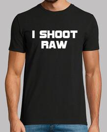 I SHOOT RAW