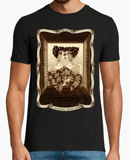 T-shirt i surpri senza gemelli siamesi
