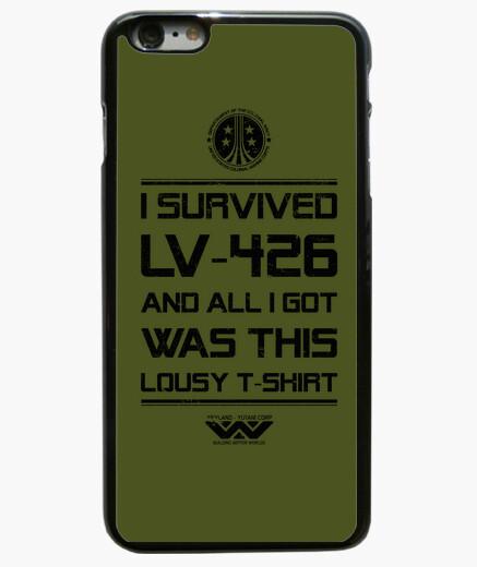 Funda iPhone 6 Plus / 6S Plus I survived LV-426