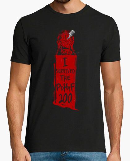 Camiseta I survived pdhyf 200