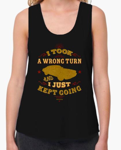 Camiseta I Took A Wrong Turn